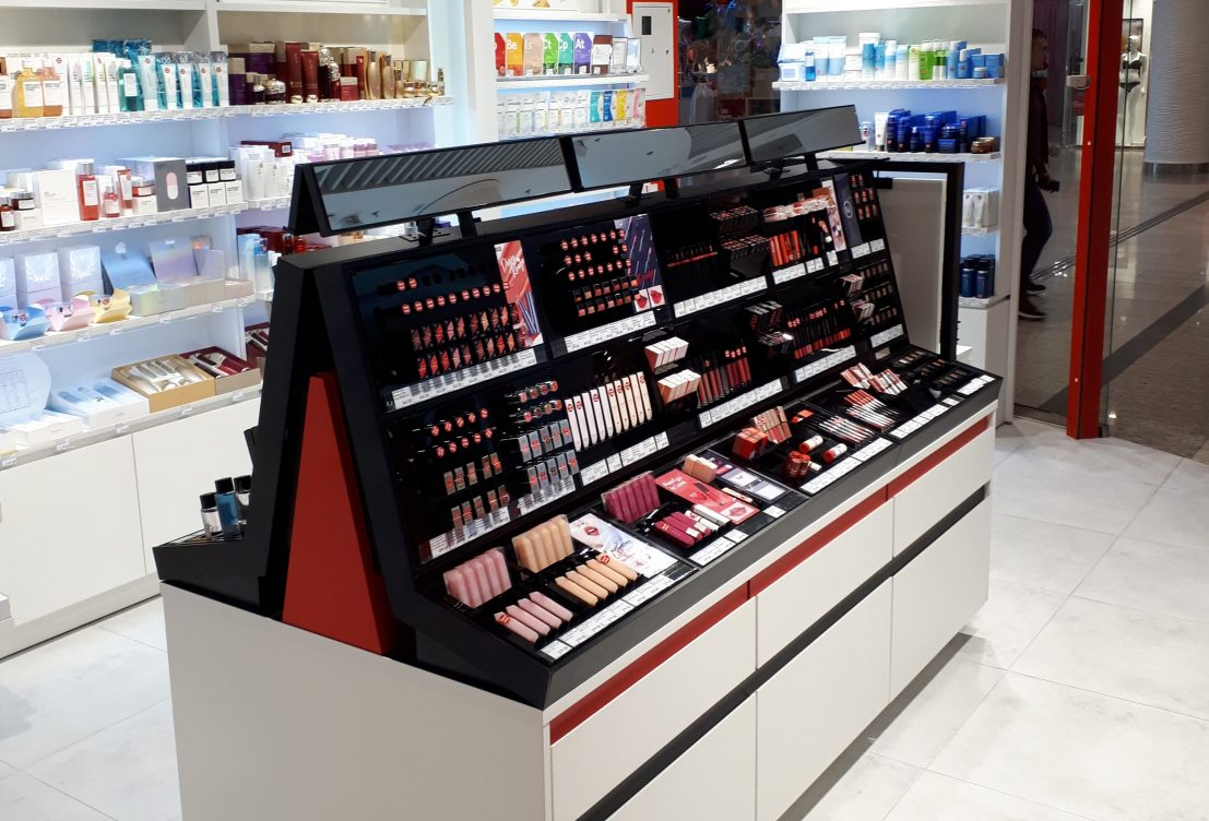 new individual project for the Korean cosmetics chain store – Missha